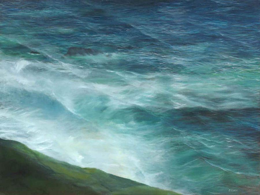 Tumbling Sea