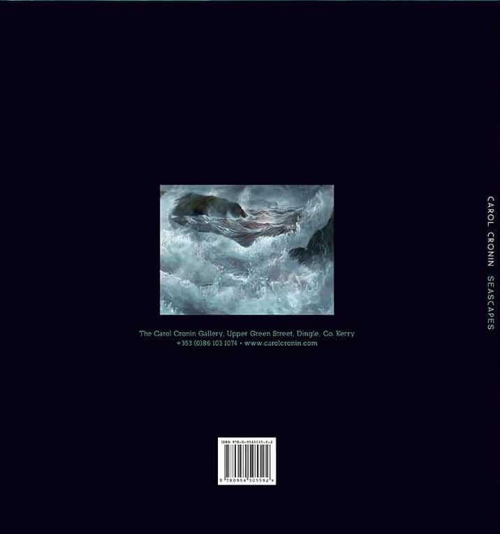 Carol Cronin Seascapes Book