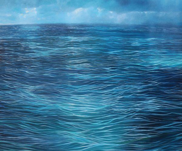 Over a Silky Sea by Carol Cronin